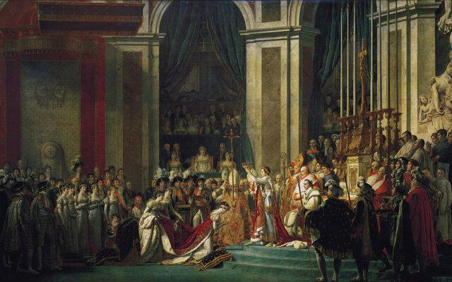 Korunovácia Napoleona I.