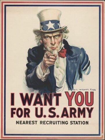EUA entra a la guerra