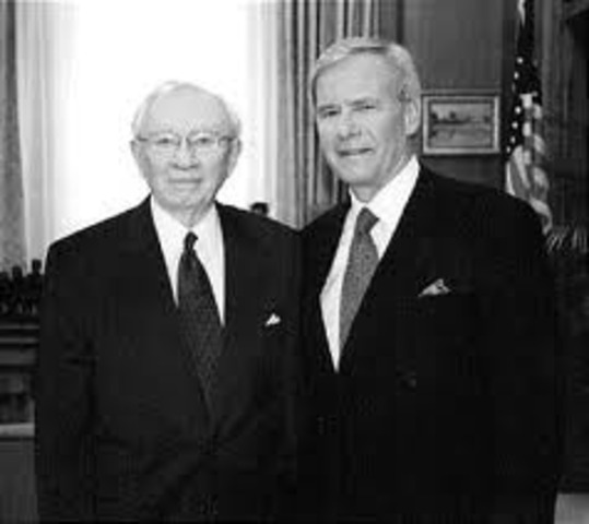 President Hinckley interviewed by Tom Brokaw