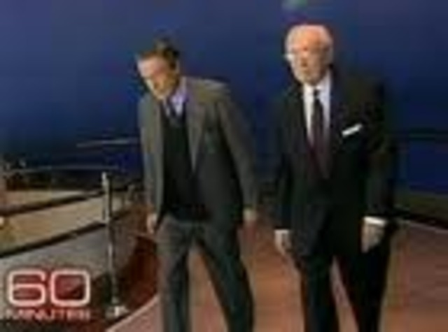 President Hinckley appeared on 60 Minutes with Mike Wallace