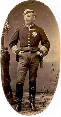 Cop d'estat del general PAVIA