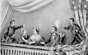 President Licoln assassinated