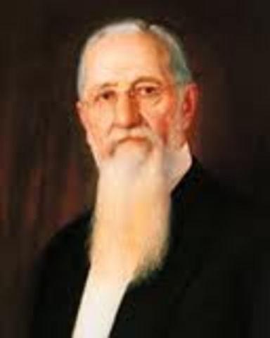 Joseph F. Smith becomes the 6th President of the LDS Church