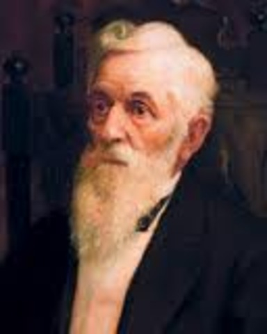 Lorenzo Snow becomes 5th President of the LDS Church