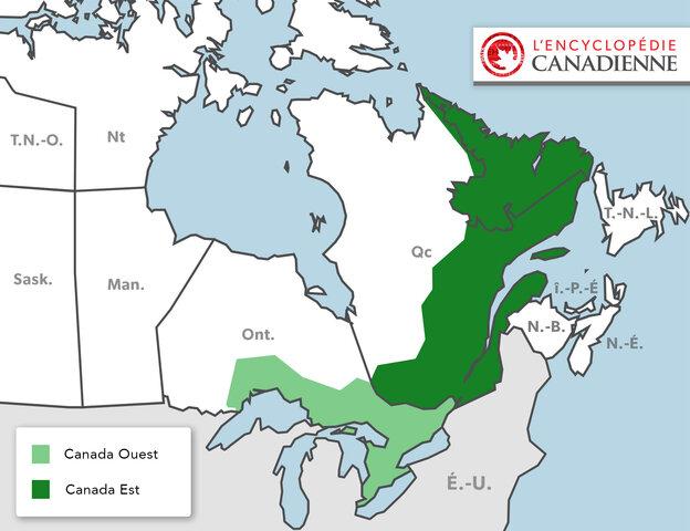 Premières élections pour le Bas-Canada