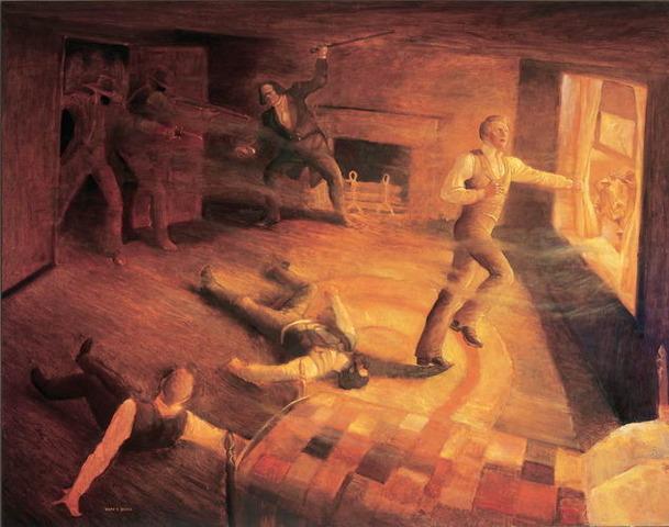 Joseph Smith is killed!