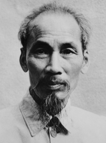 Ho Chi Minh dies