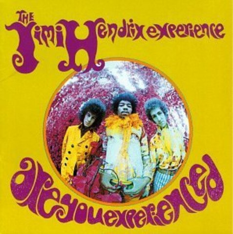 "Jimmi Hendrix's ""Are You Experienced"" is released on LP in U.S."