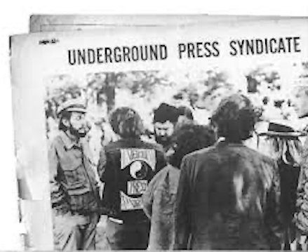 The Underground Press Syndicate