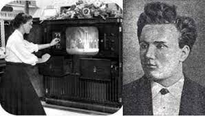 primera transmiciones esperimentales de tv electronica