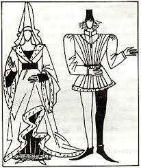 Gotický odev