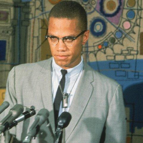 Malcolm X (Malcolm Little)