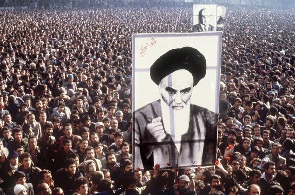 Ayatollah's in Iran