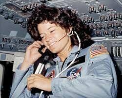 Sally Ride (Sally K. Ride)