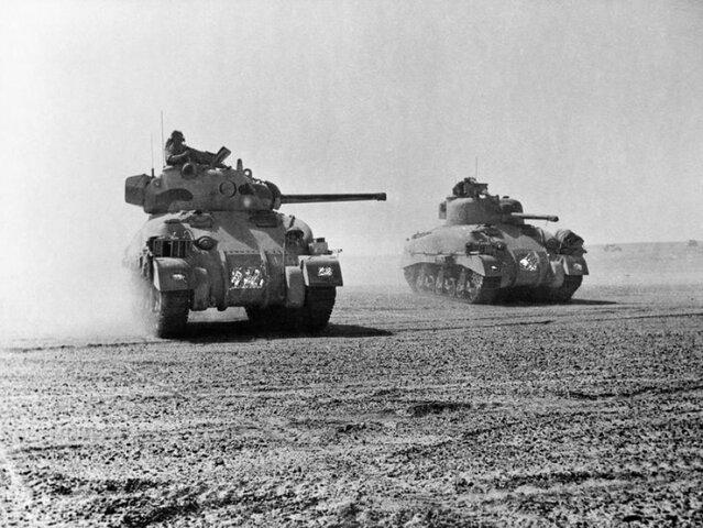 Anglaterra derrota a Alemanya en la Segona Batalla de l'Alamein.