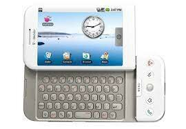 Primer teléfono android