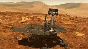 Las sondas Spirit y Opportunity envían fotografías e información científica desde el suelo marciano.