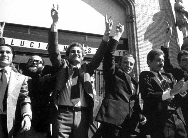 Primeras elecciones andaluzas