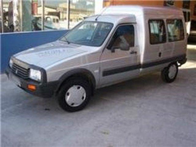 El primer vehículo que recuerdo
