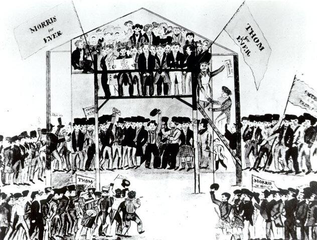 Conditions des droits de vote