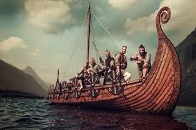 Grande invasão dinamarquesa da Inglaterra.