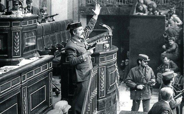 Golpe de Estado de 1981