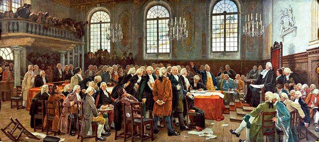 troisieme constitution