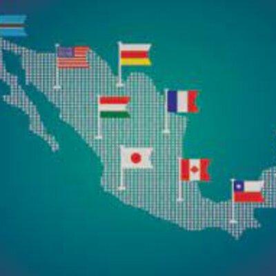 CARACTERÍSTICAS DE LOS PRINCIPALES MOMENTOS HISTÓRICOS DE LAS RELACIONES INTERNACIONALES EN MÉXICO timeline