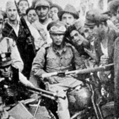 Revolución de Octubre de 1944 en Guatemala timeline