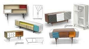 Diseño industrial en EEUU: Diseño de mobiliario