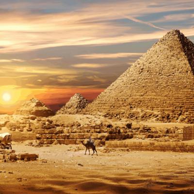 CRONOLOGÍA DE EGIPTO timeline