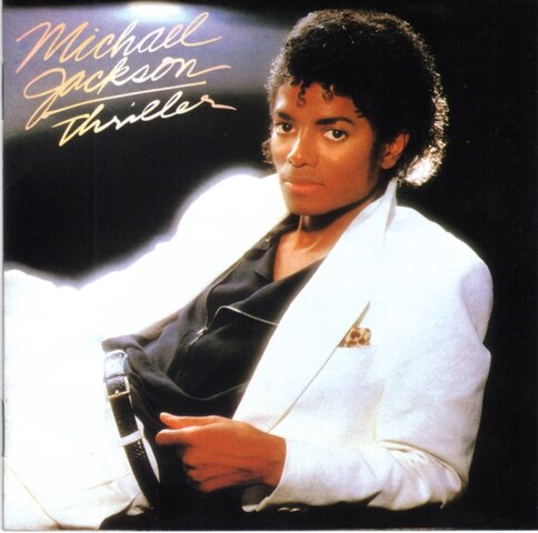 """Edició especial """"Thriller"""""""