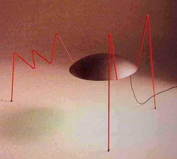 Lámpara Araña 1983