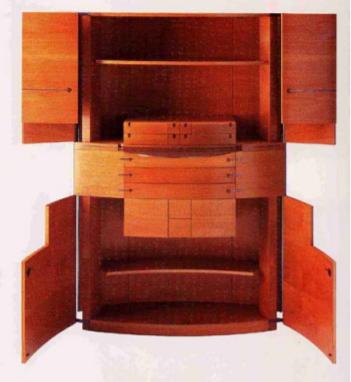 Mueble Samuro 1989