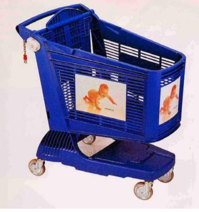 Carro de la compra 1992