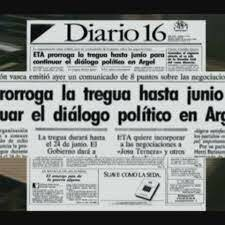 Conversaciones de Argel. (enero-marzo)