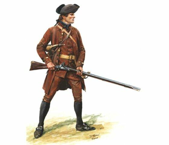 Continental Militiaman