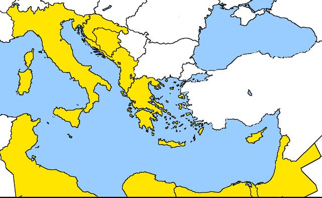 Trattati di Candia e nascita della Comunità Economica Mediterranea