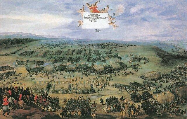 Guerra dels 30 anys 1618-1648