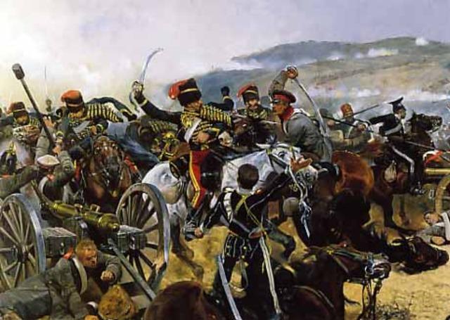 Crimean War begins