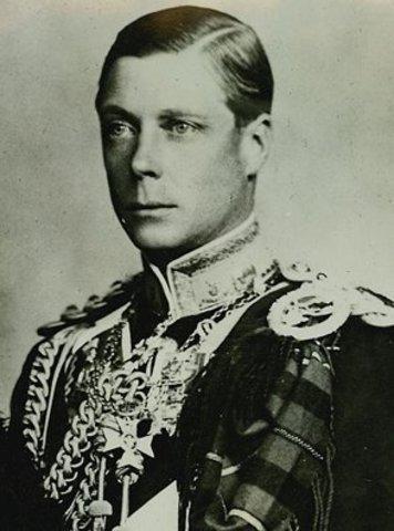 King Edward VIII becomes King