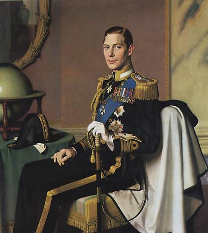 King George VI becomes king