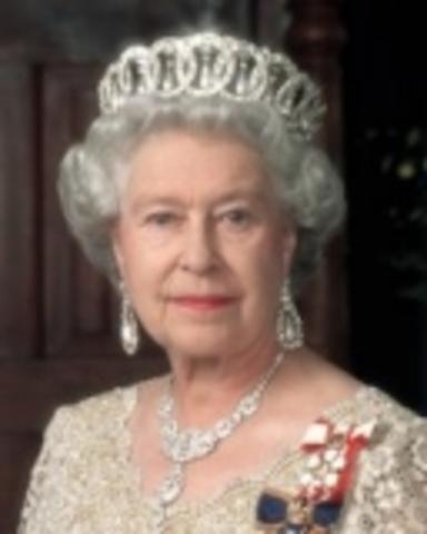 Queen Elizabeth II is currently Queen