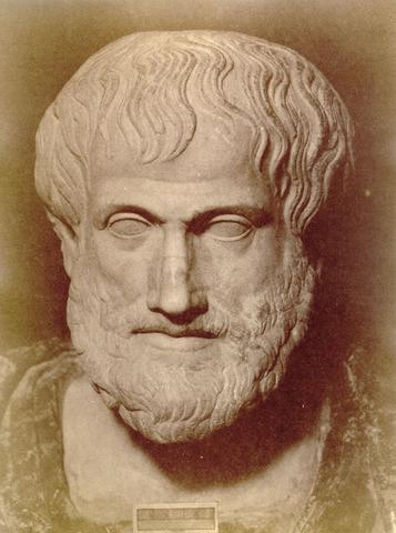 Aristotle- 384 BC - 322 BC