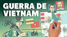 La Guerra de Vietnam timeline