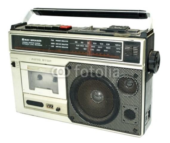 Radio Cassete fm