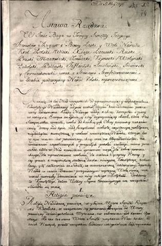 3e constitution