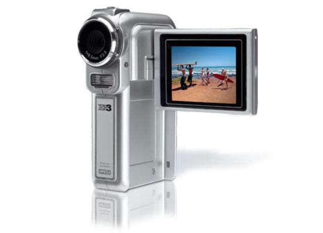 Cámara de video digital