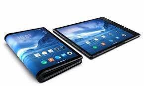 2019: Llegan los smartphones de pantallas plegables