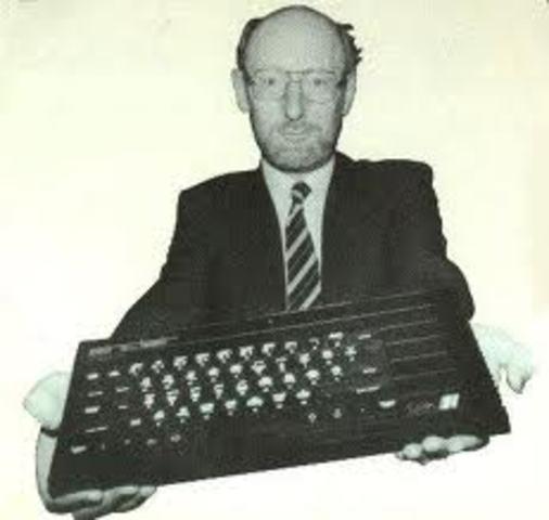 Mi primer ordenador personal